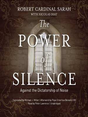 cover image of The Power of Silence