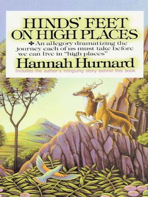 cover image of Hinds' Feet on High Places