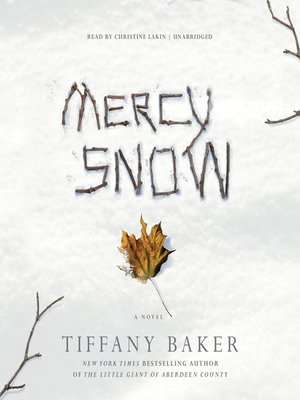 cover image of Mercy Snow