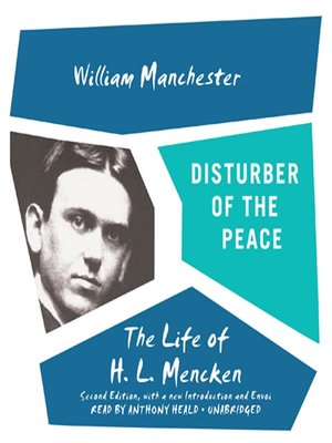 cover image of Disturber of the Peace
