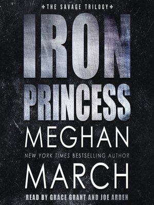 cover image of Iron Princess
