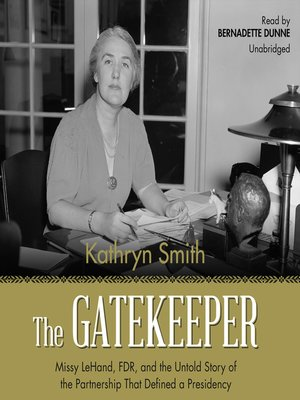 cover image of The Gatekeeper