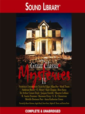 cover image of Great Classic Mysteries II