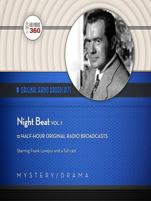 cover image of Night Beat, Volume 1