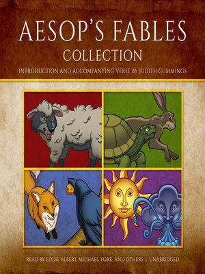 cover image of Aesop's Fables Collection
