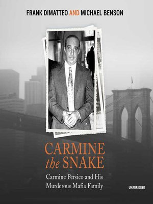 cover image of Carmine the Snake