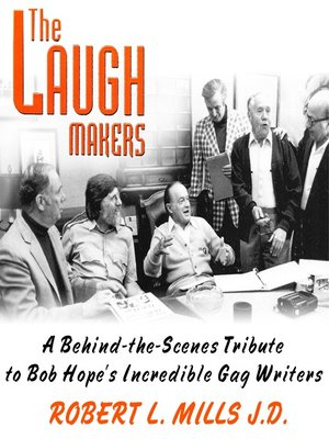 cover image of The Laugh Makers