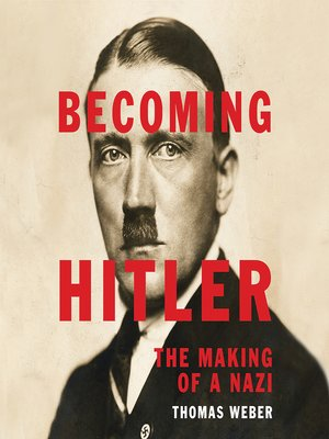 cover image of Becoming Hitler