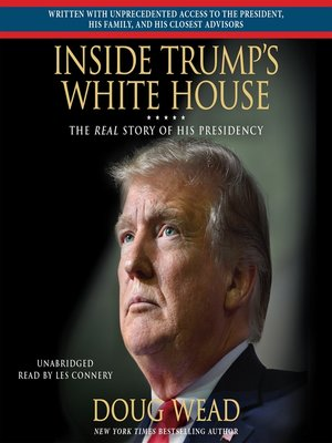 cover image of Inside Trump's White House