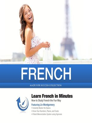 cover image of French in Minutes
