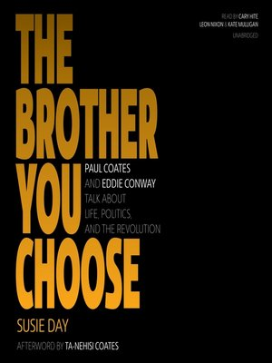 cover image of The Brother You Choose