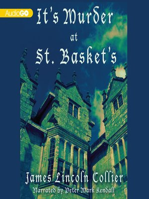 cover image of It's Murder at St. Basket's