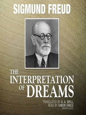 cover image of The Interpretation of Dreams