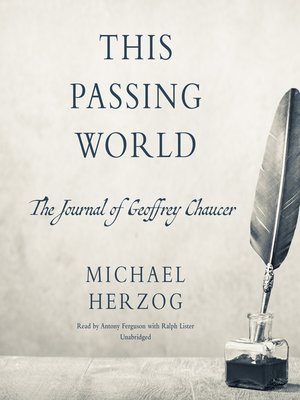 cover image of This Passing World