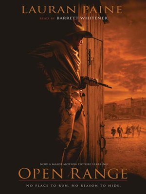 cover image of Open Range