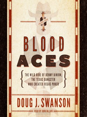 cover image of Blood Aces