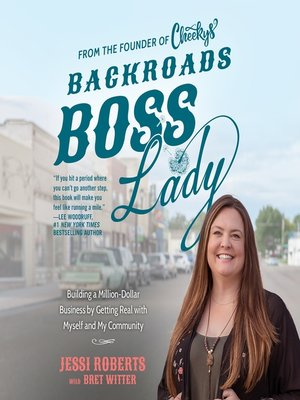 cover image of Backroads Boss Lady
