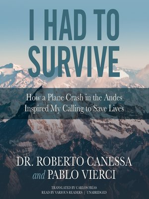cover image of I Had to Survive