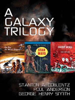 cover image of A Galaxy Trilogy, Volume 1