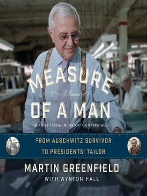 cover image of Measure of a Man