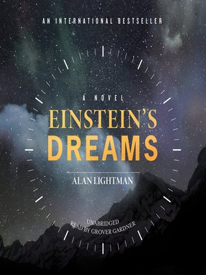 cover image of Einstein's Dreams