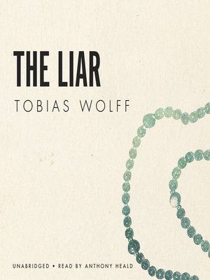cover image of The Liar