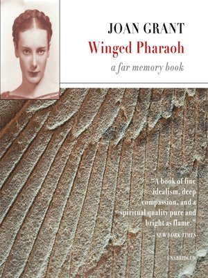cover image of Winged Pharaoh