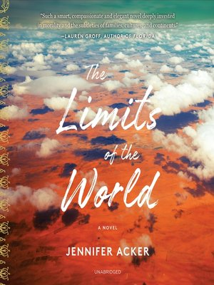 cover image of The Limits of the World
