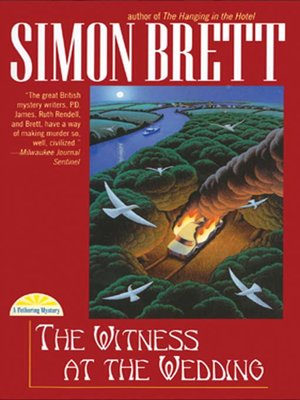 cover image of The Witness at the Wedding
