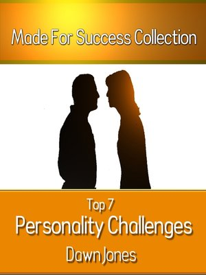cover image of Top 7 Personality Challenges