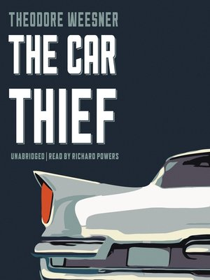 cover image of The Car Thief