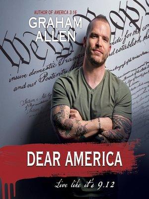 cover image of Dear America