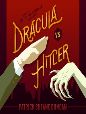 cover image of Dracula vs. Hitler