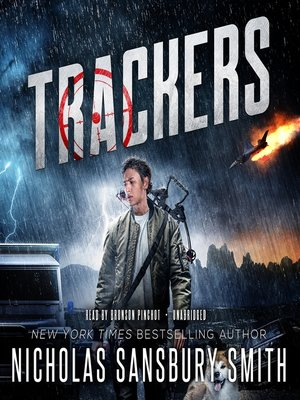 cover image of Trackers