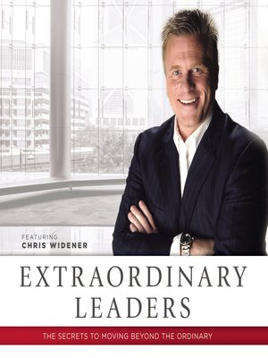 cover image of Extraordinary Leaders