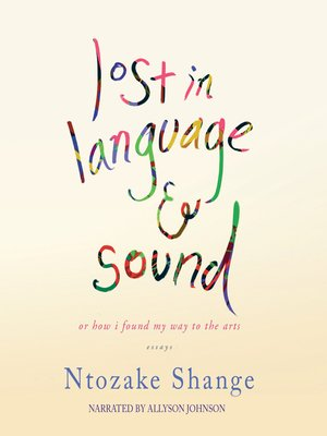 cover image of Lost in Language and Sound