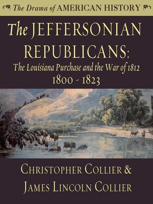cover image of The Jeffersonian Republicans