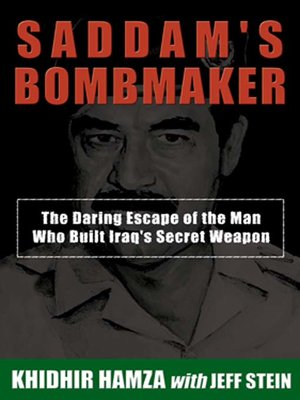 cover image of Saddam's Bombmaker