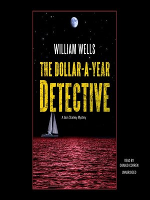 cover image of The Dollar-a-Year Detective