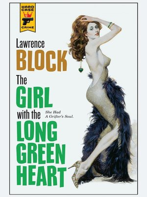 cover image of The Girl with the Long Green Heart