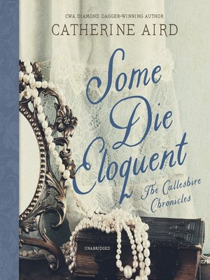 cover image of Some Die Eloquent