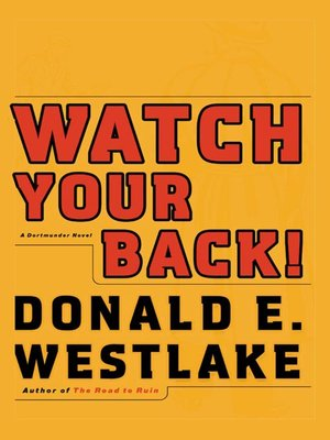 cover image of Watch Your Back!