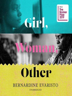 cover image of Girl, Woman, Other
