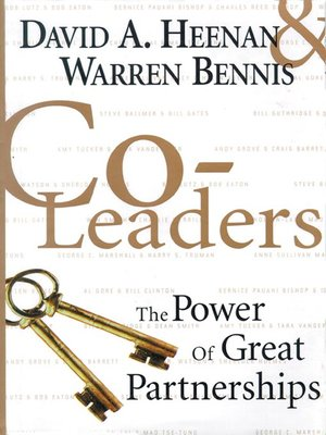 cover image of Co-Leaders