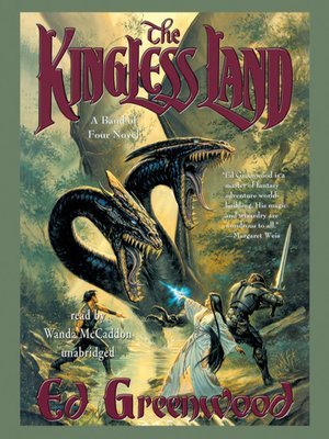 cover image of The Kingless Land