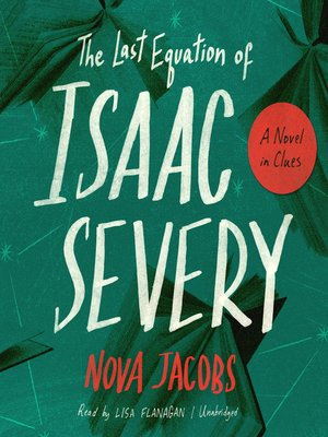 cover image of The Last Equation of Isaac Severy