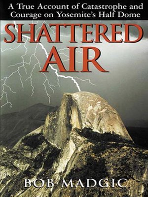 cover image of Shattered Air