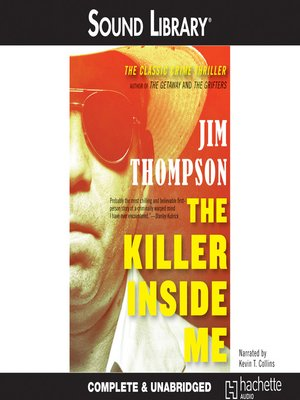 cover image of The Killer Inside Me