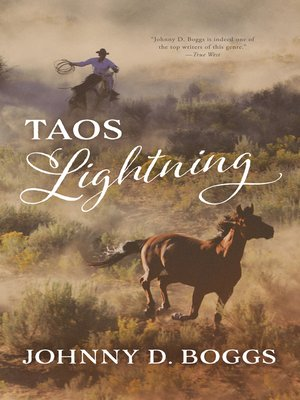 cover image of Taos Lightning
