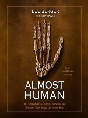 cover image of Almost Human